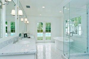 3A Window cung cấp cửa kính cường lực đẹp cho nhà tắm
