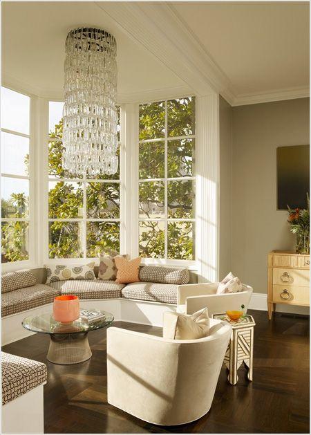 3A Window Thiết kế góc thư giãn đẹp bên cửa sổ phòng khách