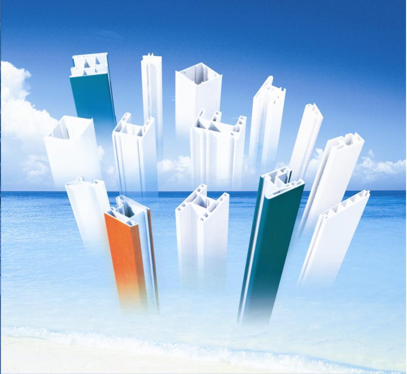 Cửa nhựa lõi thép bao phủ thị trường