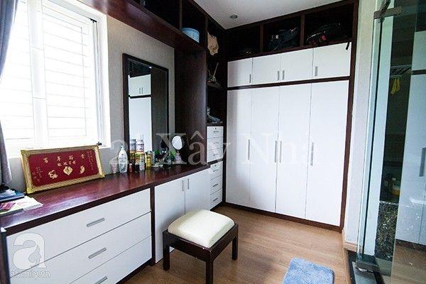 Phòng ngủ đẹp lung linh và gần gũi thiên nhiên với cửa nhựa lõi thép 3a window