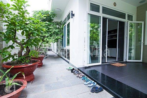 Nhà ẹp lung linh và gần gũi thiên nhiên với cửa nhựa lõi thép 3a window