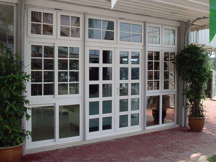 Lắp đặt cửa nhựa lõi thép 3a window đẹp và hợp phong thủy