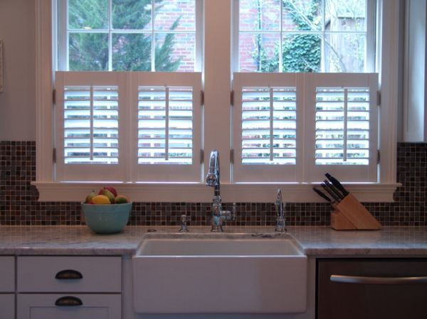 Cửa sổ nhựa lõi thép đẹp cho nhà bếp
