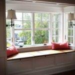 Cửa sổ nhựa lõi thép đẹp cho nhà hiện đại