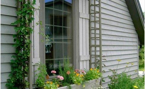 Trang trí cho cửa sổ đẹp 12