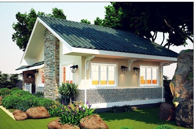 mẫu cửa nhựa lõi thép rẻ, đẹp và sang trọng cho biệt thự nhà vườn 1 tầng