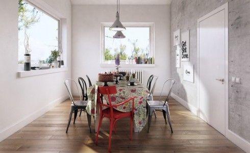 cửa nhựa lõi thép 3a window đẹp cho nhà bếp và phòng ăn