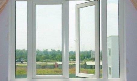 Lắp đặt cửa sổ nhựa lõi thép đẹp và hợp phong thủy
