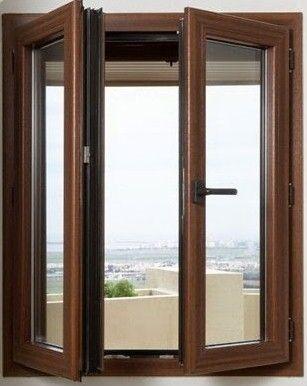 những mẫu cửa nhựa lõi thép vân gỗ đẹp