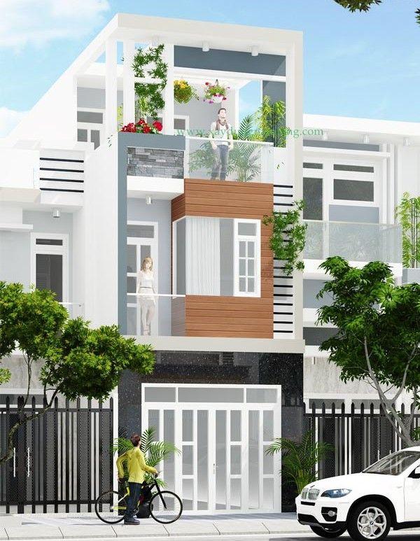 những mẫu cửa nhựa lõi thép 3a window đẹp cho nhà phố
