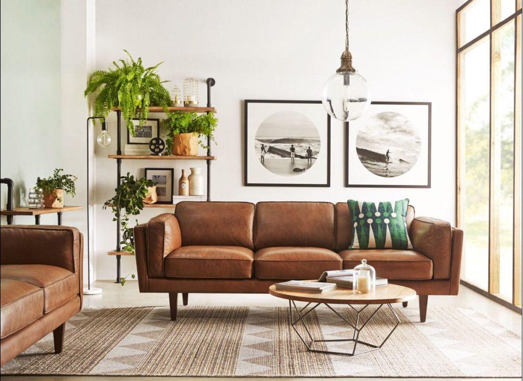 những mẫu phòng khách đẹp và sang trọng hơn với cửa kính lớn.