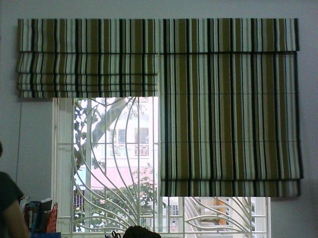 những mẫu rèm đẹp nhất cho cửa nhựa lõi thép
