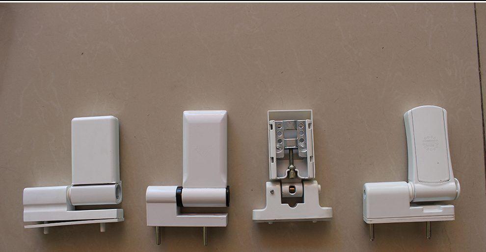 lựa chọn bản lề 3D bền đẹp cho cửa nhựa lõi thép